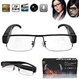 Flylinktech 2015 Fashion Brille Neueste Zwei-Tasten HD 1920 1080 Spion