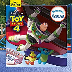 Toy Story 4. Primeros lectores (Disney. Toy Story 4)