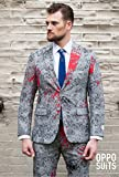 OPPOSUIT Zombiac - Adult Opposuit OPPO MEN (UK 52)