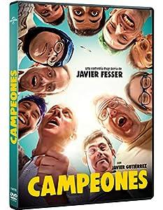 dvd: Campeones [DVD]