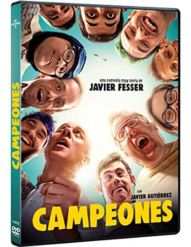 Campeones [DVD]