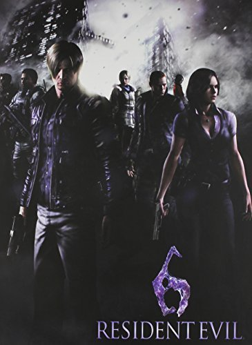 Resident Evil 6 Limited Edition Strategy Guide by BradyGames (2012) Hardcover
