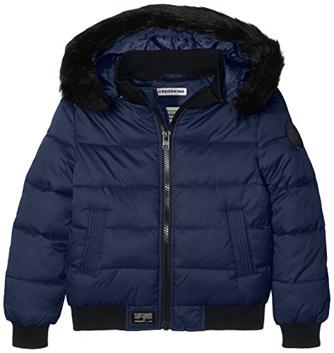 Redskins Connexion, Impermeable Bambino, Blu (Navy ), 10 Anni