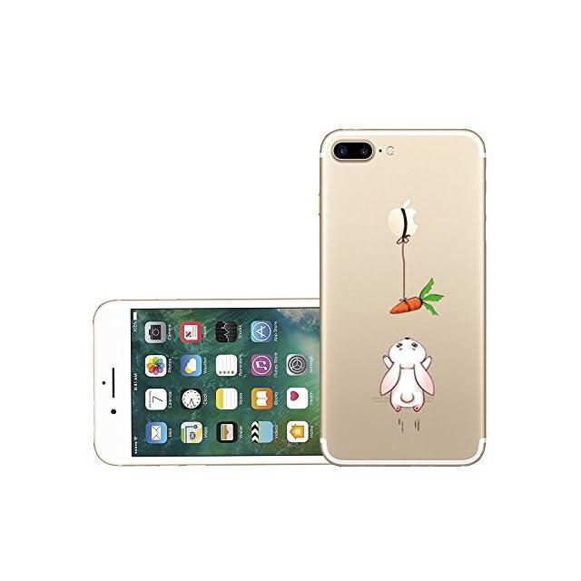 teryei coque iphone 7 plus / 8 plus