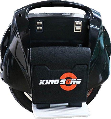 Kingsong KS-14B Gyroroue Mixte Adulte, Noir