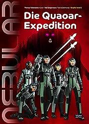 NEBULAR 2 - Die Quaoar-Expedition: Comic Adaption der Science-Fiction Serie Nebular (German Edition)
