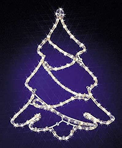 LED LICHTSCHLAUCH / ROPE LIGHT SILHOUETTE / WEIHNACHTS-SILHOUETTE - OUTDOOR / INDOOR -