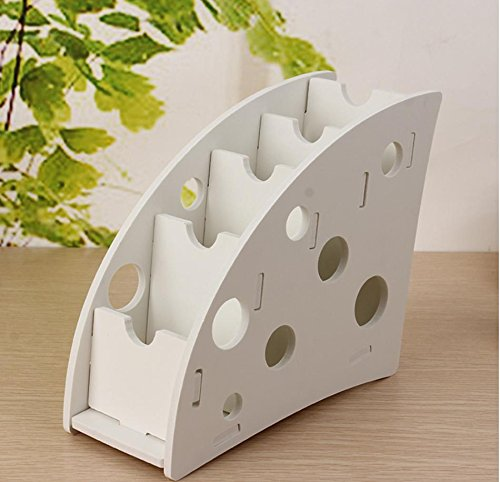 Télécommande pour rangement ornements décoratifs à plaque de bois-plastique . long 80mm wide 190mm high 170mm
