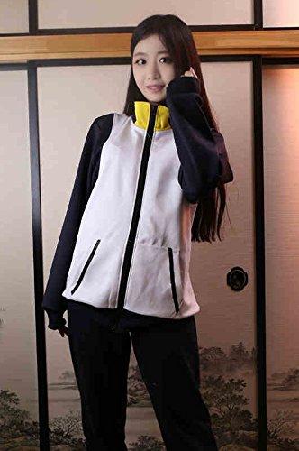 Sunkee Touken Ranbu Online Nakigitsune cosplay Kostüm (Sie können die richtige Größe entsprechend dem Größentabelle auf der Amazon wählen) (S: 155-160cm, Akashi Kuniyuki ) (Nakigitsune Kostüm)