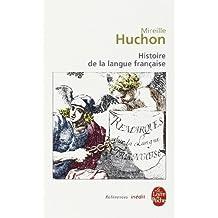 Histoire de la langue francais