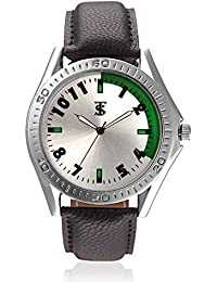 TSX Analog Watch With Leather Strap WATCH-033
