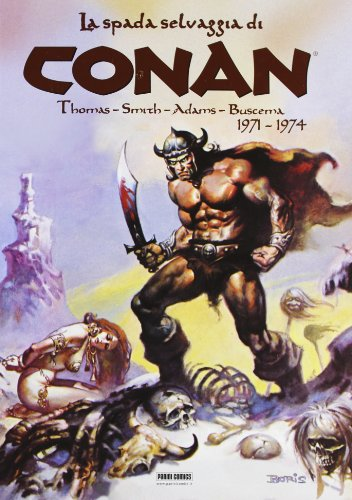 Download La spada selvaggia di Conan (1971-1974)