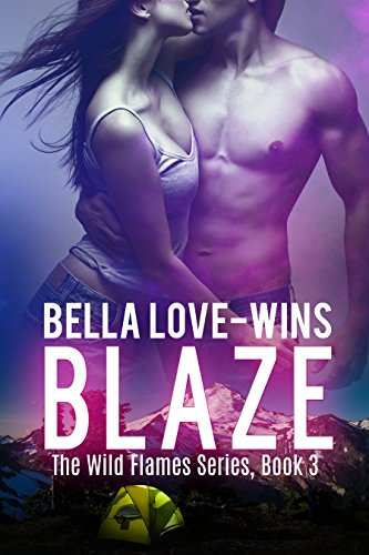 BLAZE: A New Adult Romantic Suspense (The Wild Flames Series Book 3)