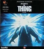Thing, The (1982) - Das Ding aus einer anderen Welt Laserdisc LD PAL UK