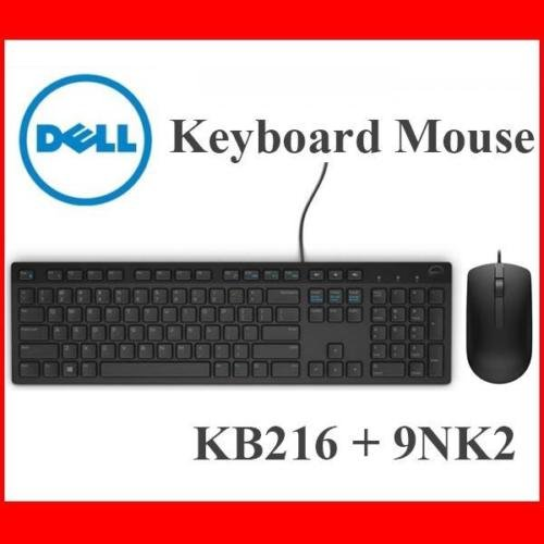 Dell Wired Keyboard – KB216p 511ipSLFrYL