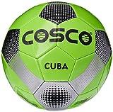 #8: Cosco Cuba Foot Ball, Size 5 (Multicolor)