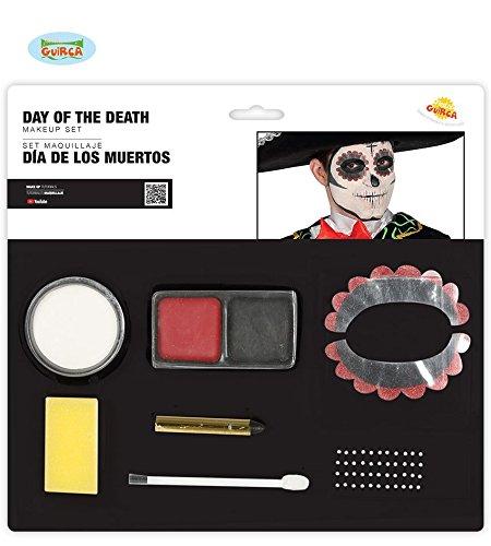 Kit de Maquillaje Día De Los Muertos