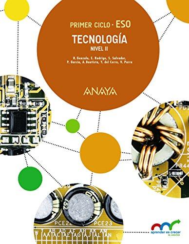 Portada del libro Tecnología. Nivel II. (Aprender es crecer en conexión) - 9788467852646