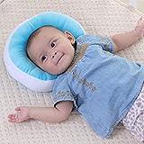 Kakiblin ultra soft Baby Pillow anti-flat sindrome di testa – utilizzato in carrozzina/passeggino/culla [Classe di efficienza energetica A+]