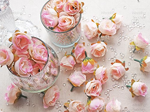 50pcs-light-pink-rose-bud-decorative-synthetic-flowers-faux-silk-mini-rose-buds-by-wedding-touches