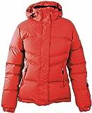Twentyfour Damen Daunen Jacke Arktis II - Farbe: rot Größe: 44