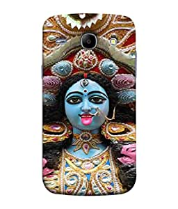 Fuson Designer Back Case Cover for Samsung Galaxy Core I8260 :: Samsung Galaxy Core Duos I8262 (Religious Hindu Cultural Spiritual Female God Goddess)