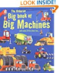 Big Book of Big Machines (Usborne Big...