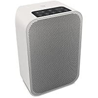 Bluesound Pulse Flex Ultra-Compact Portable All-in-One Wireless Speaker (White)