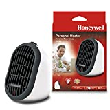 Honeywell HCE100 - Calefactor personal, 250 W, color blanco