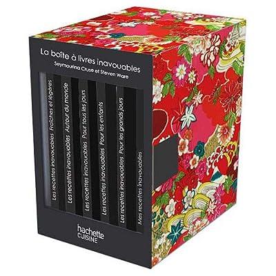 La Boîte à livres des Recettes inavouables