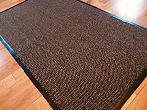 Extra Large Entrance Door Mat 120cm X 180cm Rubber Backed
