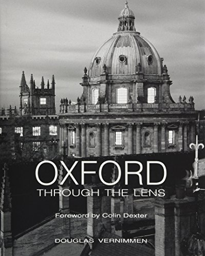Europa Dining Collection (Oxford Through the Lens)