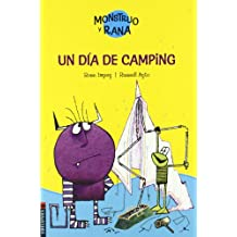 Un dia de camping (Monstruo y rana)