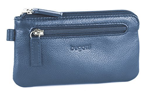 Bugatti Schutzhülle für Schlüssel Sempre, 12cm, blau