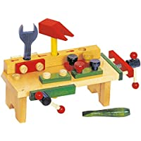 Legler Workbench Large Preschool Learning Toy