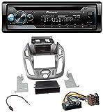 caraudio24 Pioneer DEH-S510BT USB MP3 CD AUX Bluetooth Autoradio für