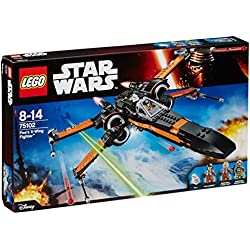 LEGO Star Wars - Poe's X-Wing Fighter, multicolor
