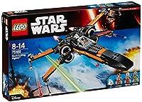 Pars pour des missions intrépides avec le X-Wing Fighter de Poe !Lutte contre les forces du Premier Ordre avec le X-Wing Fighter de Poe.Ce starfighter personnalisé est plein de fonctions, avec notamment 4 fusils à ressorts, 2 fusils à tenons, un trai...