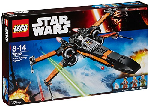 LEGO Star Wars - PoE's X-Wing Fighter, (75102)