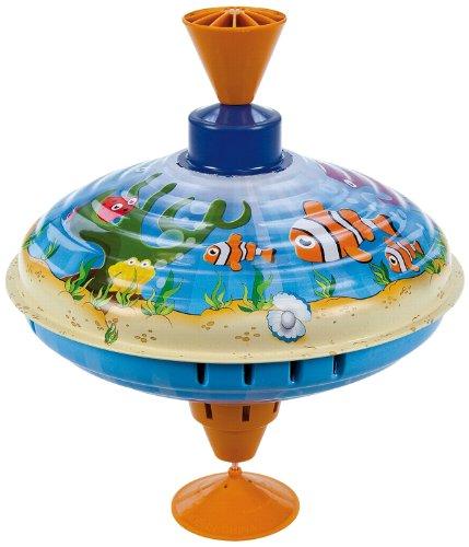 Simm Spielwaren - Peonza para bebé (52364)