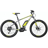 Mountain Bike eléctrica EMTB con pedalada assistita Atala b-cross CX 500 9 velocidad.