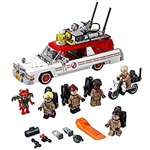 LEGO Ghostbusters Ecto-1 & 2 75828 Building Kit (556 Piece) by LEGO Ghostbusters  LEGO