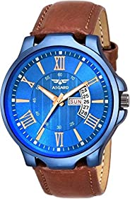 ASGARD Day & Date Feature Watch for Men,