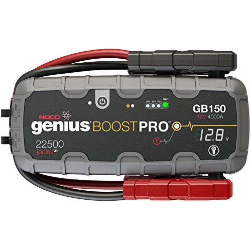 Arrancador ultraseguro con batería de litio NOCO Genius Boost Pro 4000 Amp...