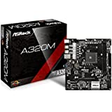 Asrock A320M Carte mère AMD Socket am4