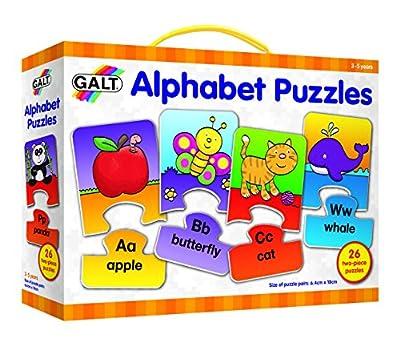 Galt Toys Alphabet Puzzles by Galt Toys