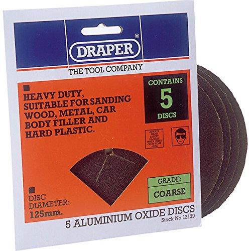 FLAMEER 4pcs 4 Pulgadas Almohadillas de Pulido de Resina Que Cortan Disco Abrasivo 6 mm Granos 50 3000 150 500