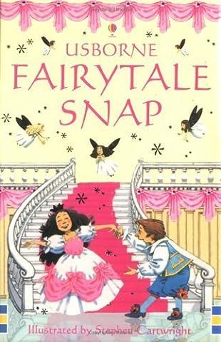 Fairytale Snap by Usborne Publishing (2004) Loose Leaf