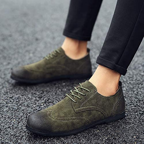 NANXIEHO Suedepu Leisure scarpe Moda Trend Uomo Scarpe Scarpe Scarpe da uomo B07GT4JYLY Parent | Outlet Online Store  | Up-to-date Styling  d3ce8f