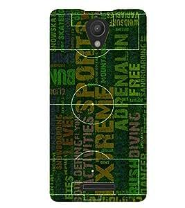 PrintVisa Sports Football Ground 3D Hard Polycarbonate Designer Back Case Cover for Xiaomi Redmi 3S